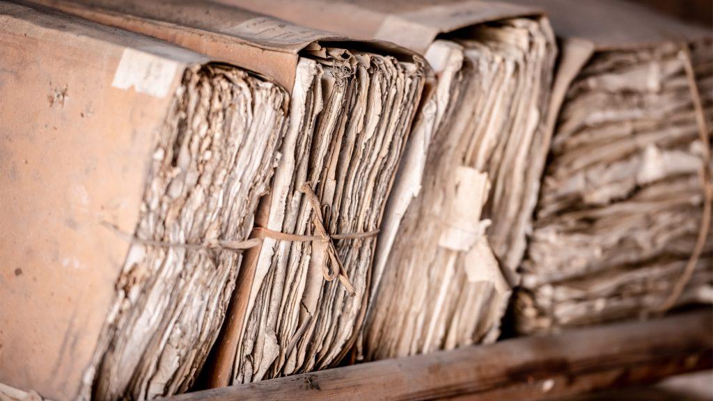 Les archives de Touraine numérisées