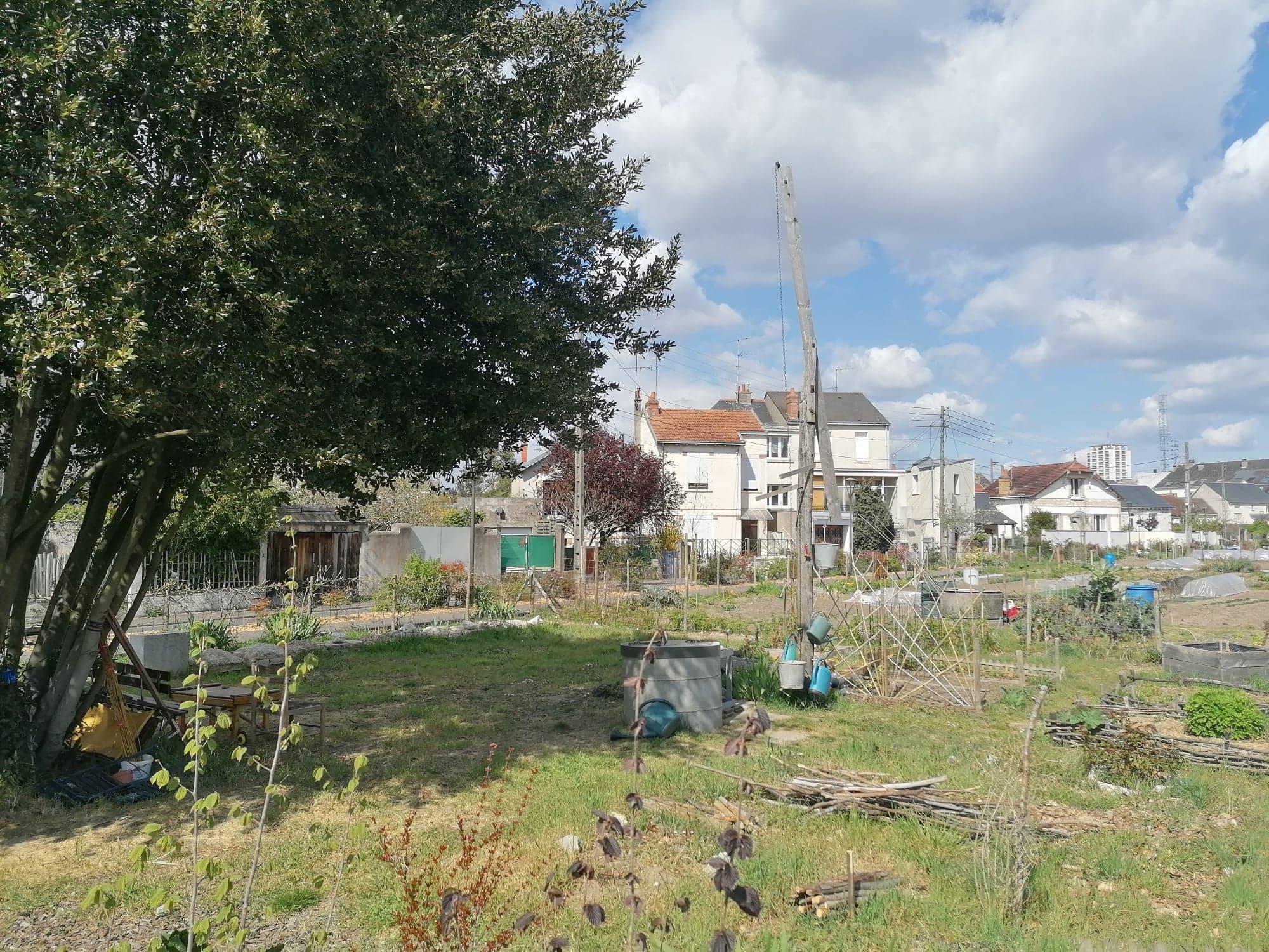 Les Jardins Saint Lazare, le collectif qui rassemble autour du jardinage dans le quartier Febvotte de Tours
